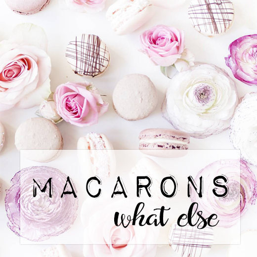 macarons what else