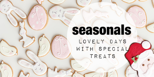 seasonal ask for special treats