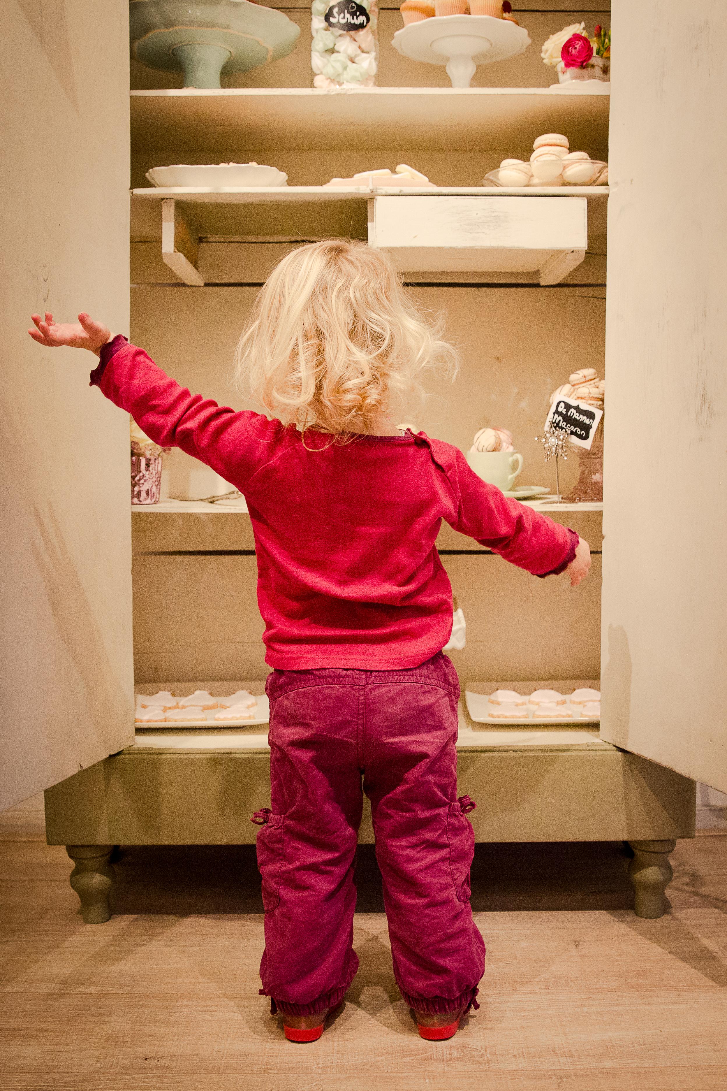 Let's open the closet...