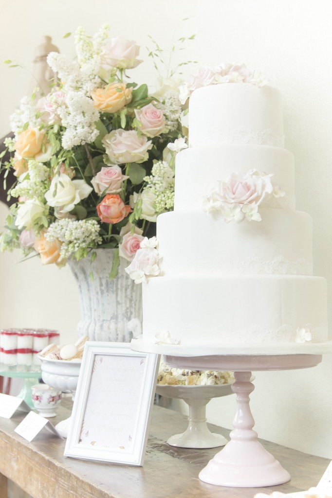 Weddingcake by Sweet Appetite