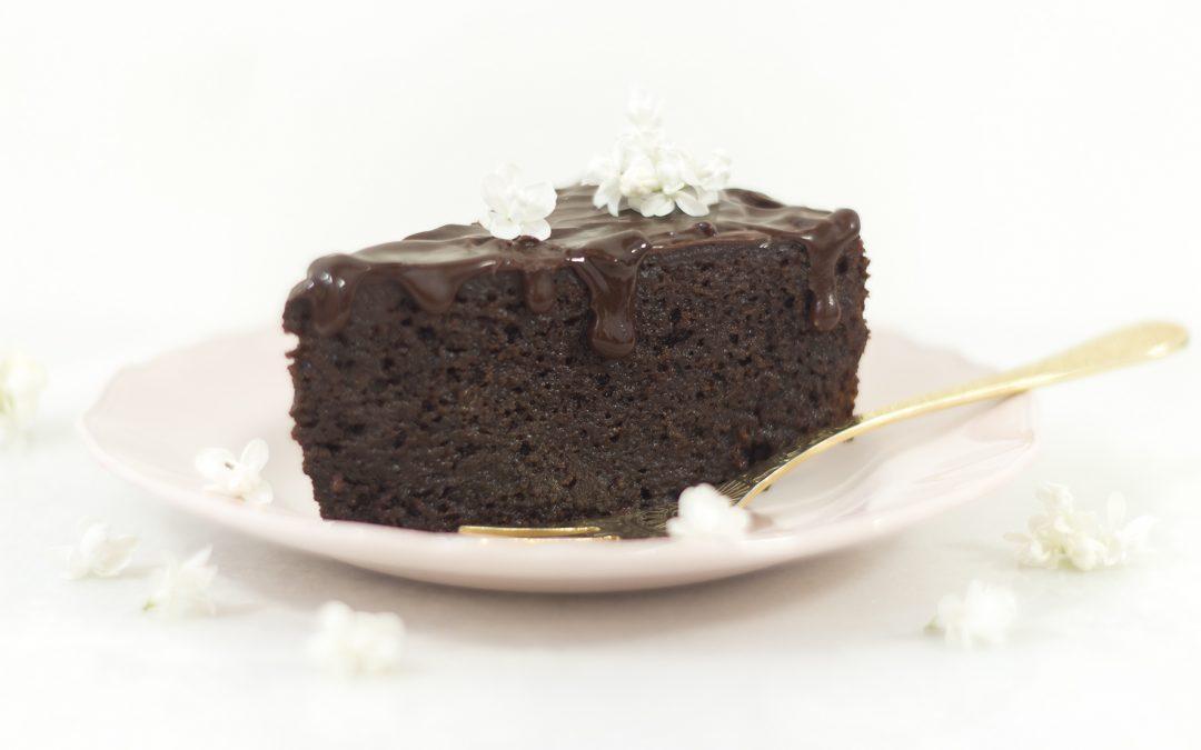Chocolade Mud Cake voor de echte Chocoladeliefhebber…